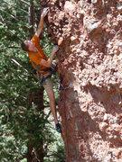 Rock Climbing Photo: Matrix climbing.