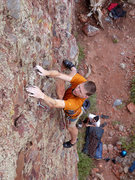 Rock Climbing Photo: In search of the elusive Chupacobbler...