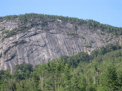 Rock Climbing Photo: Central and eastern side