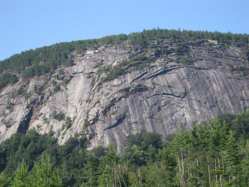 Rock Climbing Photo: Central