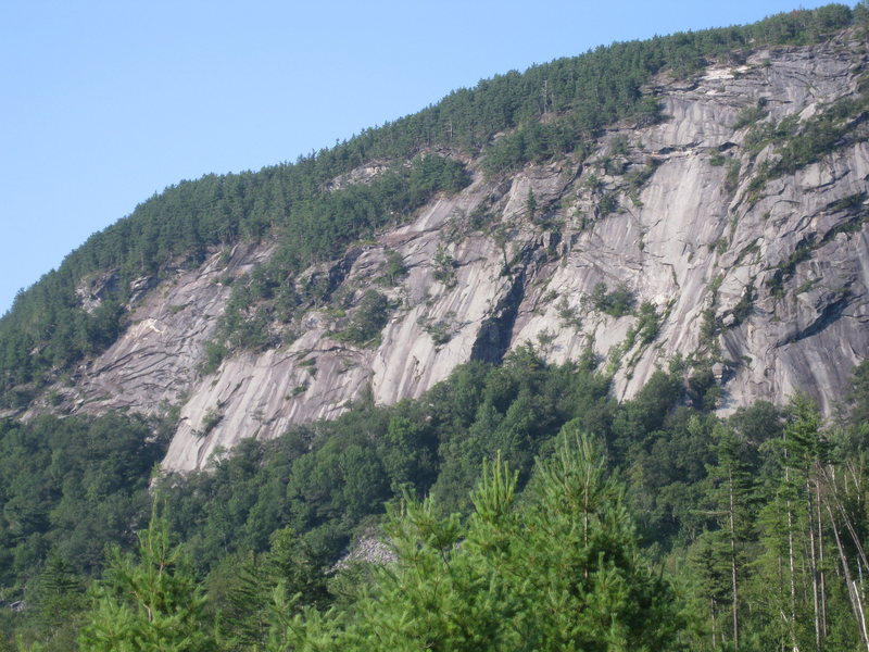 Rock Climbing Photo: Western side