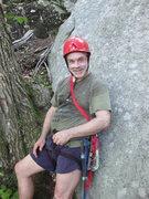 Rock Climbing Photo: Bradley White, photographer Ryan Barber