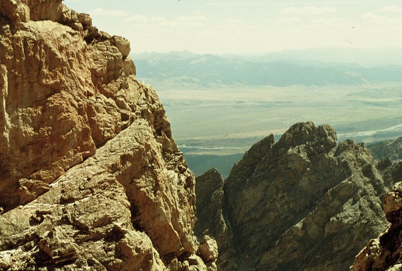 Rock Climbing Photo: Another shot of Wall Street