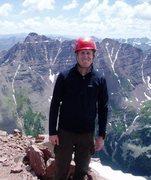 Rock Climbing Photo: Bryce Rockwood