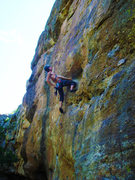 Rock Climbing Photo: Cwood