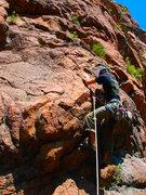 Rock Climbing Photo: South Platte