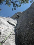 Rock Climbing Photo: El Camino Real
