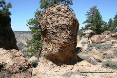 Rock Climbing Photo: Supercalifragilisticexpialidocious - South Topo