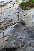 Rock Climbing Photo: Mithras (12d)