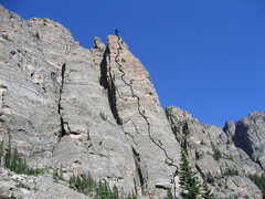 Rock Climbing Photo: Photo originally submitted by DavidB on Main Cathe...