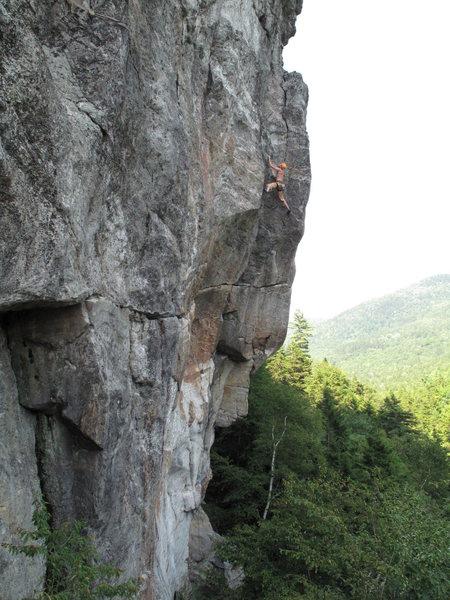 Rock Climbing Photo: Big Red