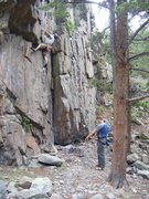 Rock Climbing Photo: More TRing.