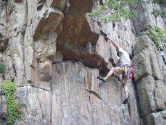 Rock Climbing Photo: TRing.