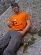 Rock Climbing Photo: Climbing in Little Cottonwood