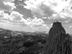 Rock Climbing Photo: Climbers on Matthess Crest