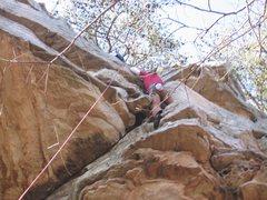 Rock Climbing Photo: Part 3