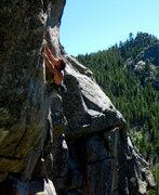 Rock Climbing Photo: May '09.