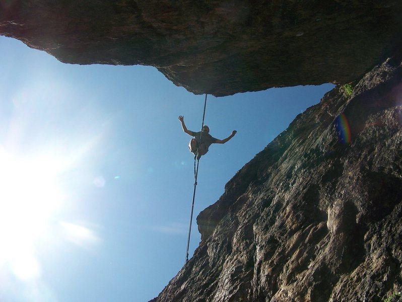 First highline Trail creek CO