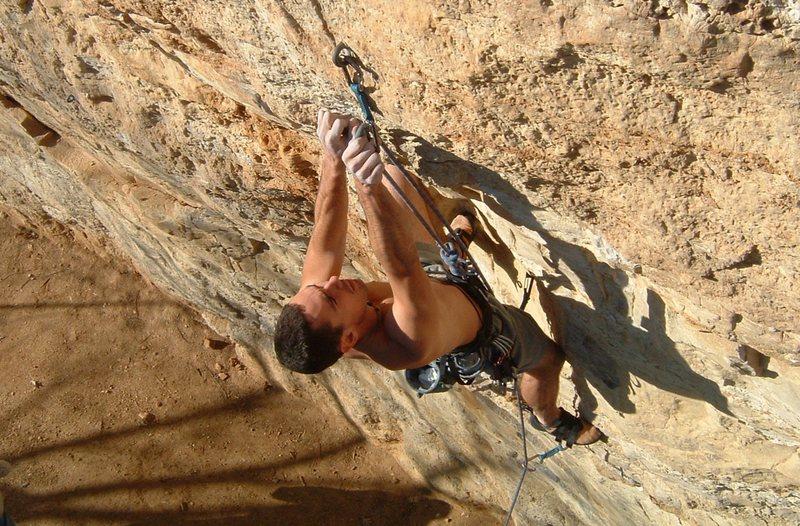 Rock Climbing Photo: George Forge V (2004).