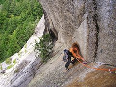 Rock Climbing Photo: Following Tsunami