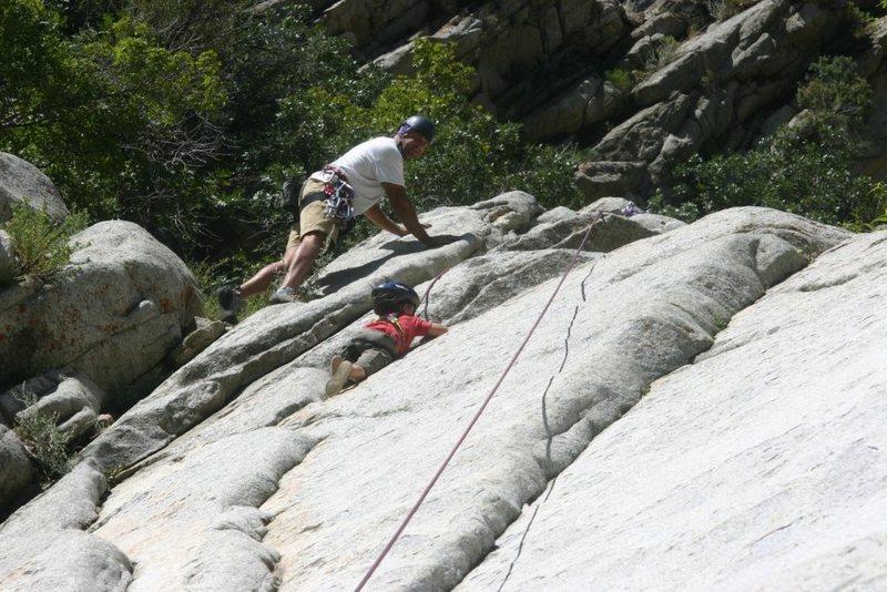 Lisa Falls, Little Cottonwood Canyon, Utah