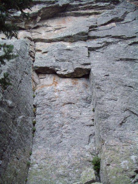 Rock Climbing Photo: Your judgment awaits.