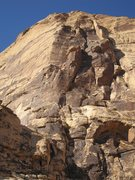 Rock Climbing Photo: Rainbow Buttress