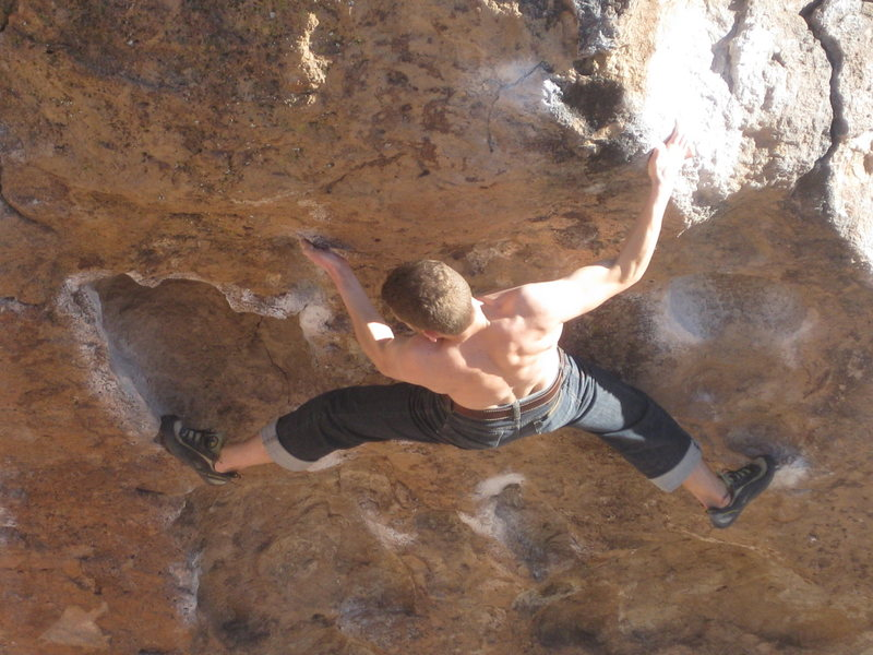 Rock Climbing Photo: Happies