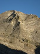 Rock Climbing Photo: A view of the North Buttress.