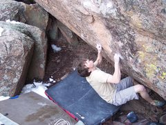 Rock Climbing Photo: Girlfriend's backside.