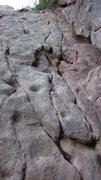 Rock Climbing Photo: WB Dihedral.