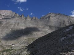 Rock Climbing Photo: Keyboard of the winds and Pagoda to the right.