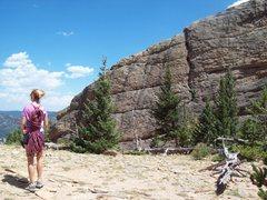 Rock Climbing Photo: Jurassic Park.