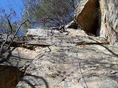 Rock Climbing Photo: Walk By Me.