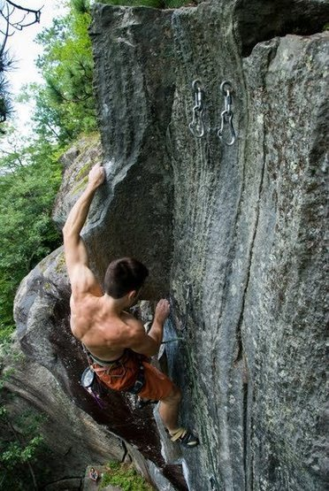 Rock Climbing Photo: BBF