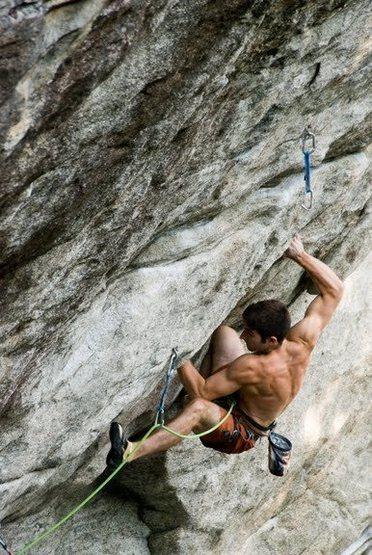 Rock Climbing Photo: SHAGG CRAG!