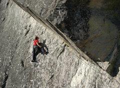 Rock Climbing Photo: Castle Corner 5.12