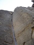 Rock Climbing Photo: The awesome Davidson's Dihedral