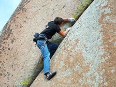 Rock Climbing Photo: Here is a more closeup image that does a better jo...