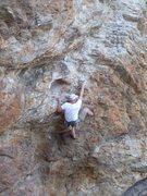 Rock Climbing Photo: body shift