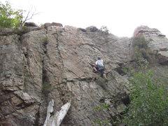 Rock Climbing Photo: Waterfront