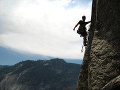 Rock Climbing Photo: Washington Column