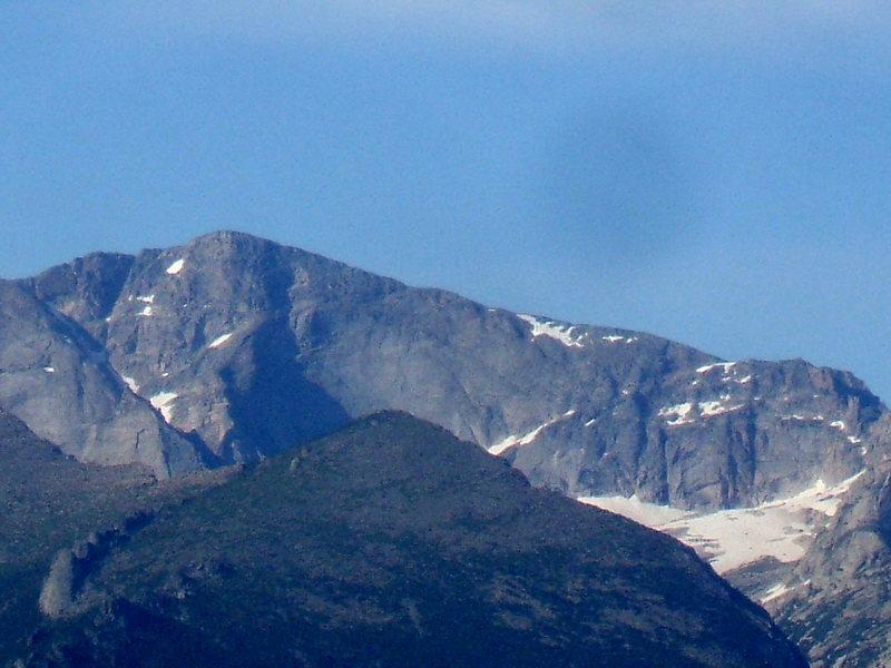 Rock Climbing Photo: Cheif's Head, RMNP