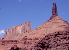 Rock Climbing Photo: Castle Valley, Moab, Utah