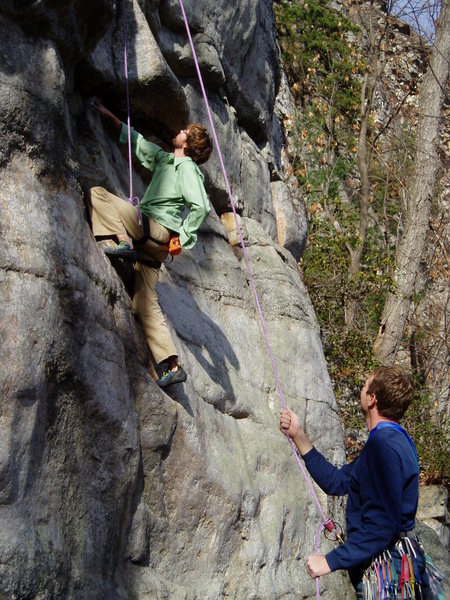 TR of first pitch.