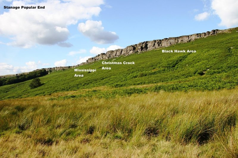 Stanage Popular Overview