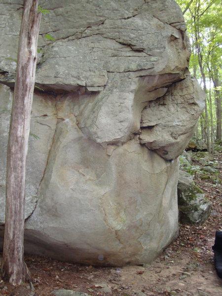 Rock Climbing Photo: awkwardly...