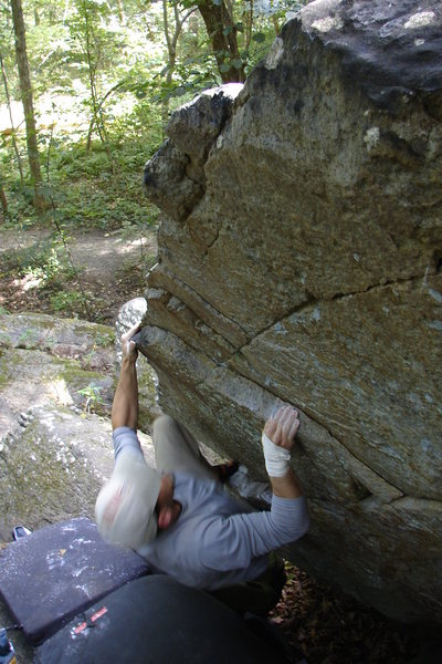 Rock Climbing Photo: R. Langlois.