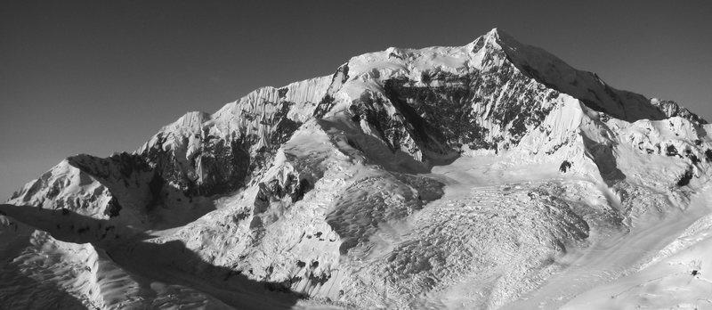 Mount Crillon 12,726ft