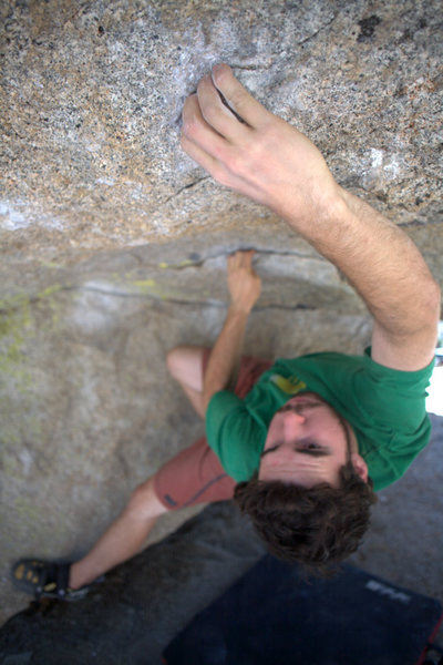 Jeff on Center Visor - V6